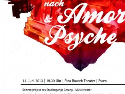 Sehnsucht nach Amor & Psyche, 2013