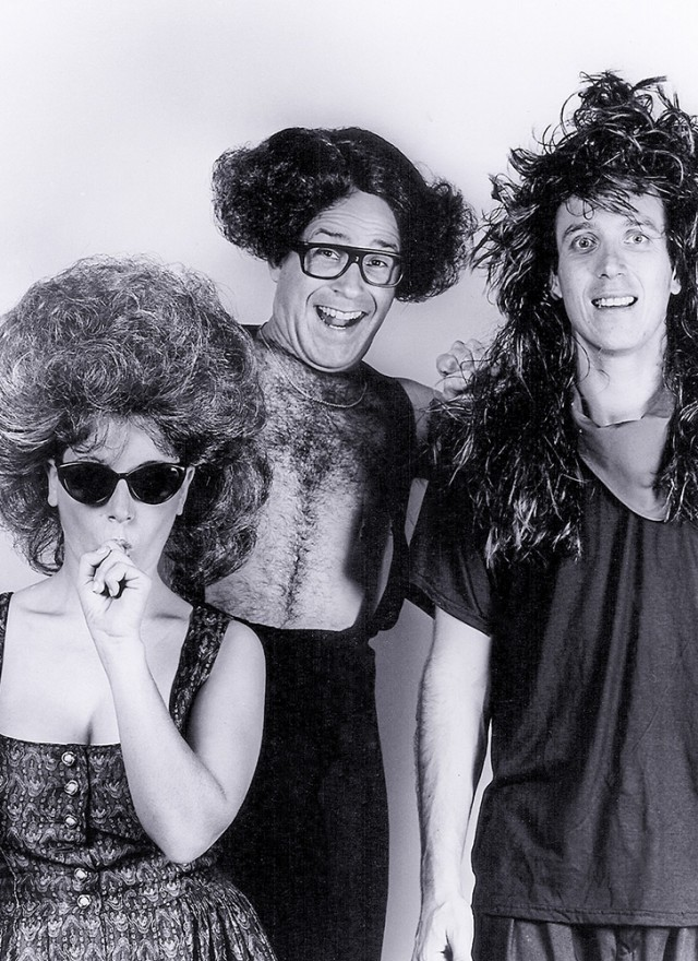 Repunzel's Show, 1992-3
