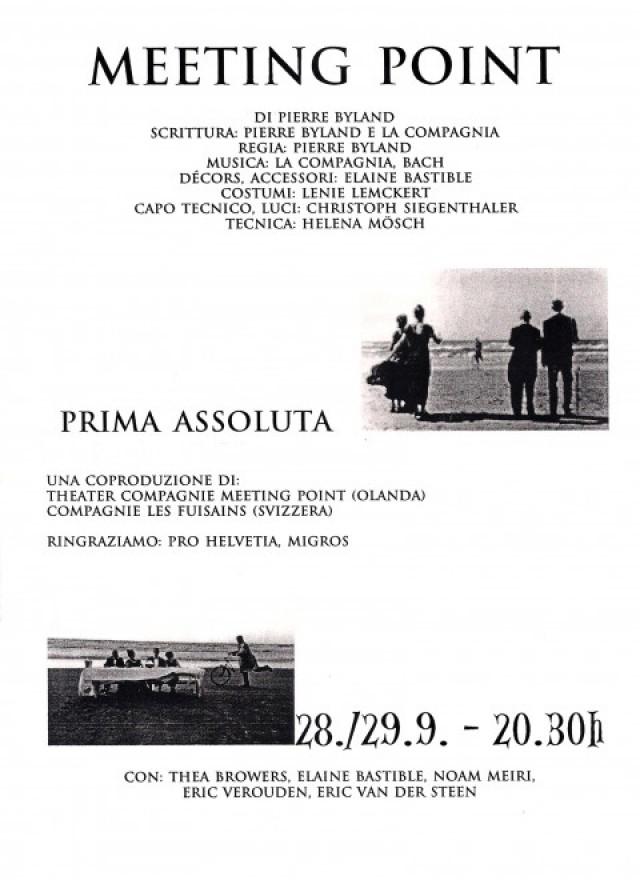 Meeting Point (mehrere Sprachen), 1999-01